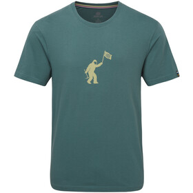 Sherpa Mirka Camiseta Hombre, khola green